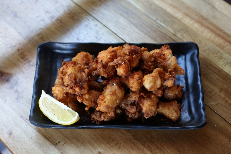 Fried Chicken Karaage
